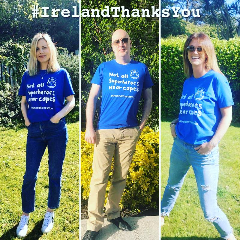 Ireland Thanks You Campaign